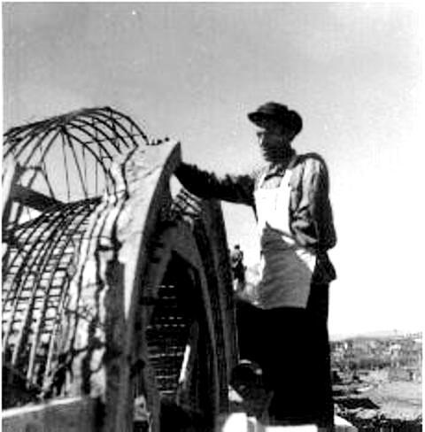 միձեռքանի քարագործ վարպետը, 1950