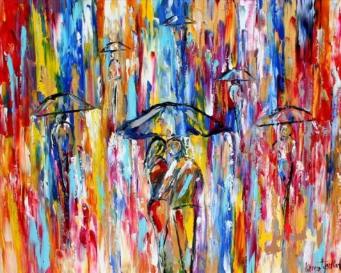4-Abstract-City-Rain-by-knife
