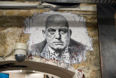 Aleister_Crowley_abode_of_Chaos