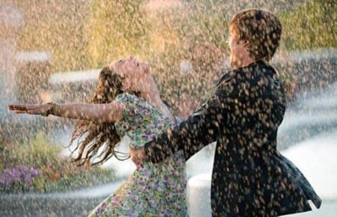 танец-дождя