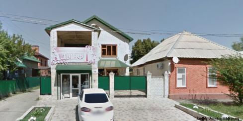 Չարենցի տունը մայկոպում Կրեստյանսկայա 248