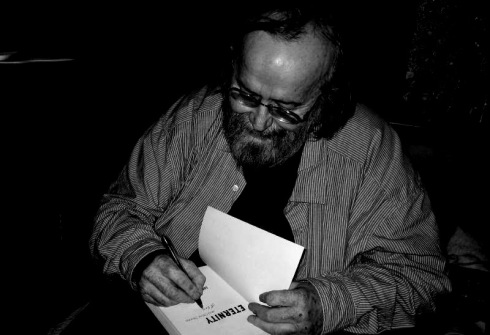 Lucius signing at KGB 2007