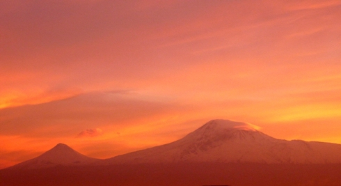 Ararat_at_sunset