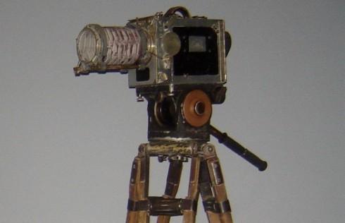 Այս կինոխցիկով նկարահանել են հայկական առաջին համր ֆիլմերը