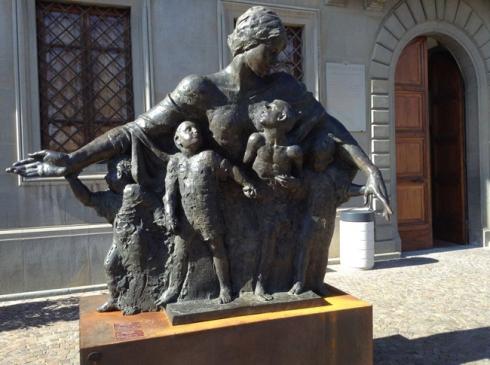 Վիգեն Ավետիսի «Հայոց մայրը» կոչվող քանդակը