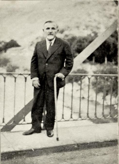 ավետիս ահարոնյանի վերջին նկարը 1936